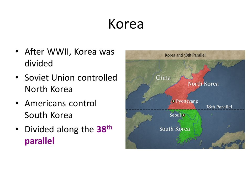 Chapter 15 Section 4 The Korean War  Quiz CH 15 WEDNESDAY