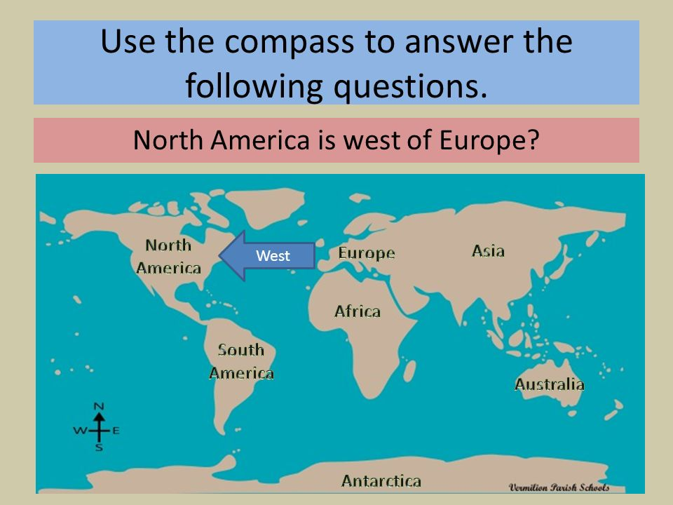 Map Skills Compass Rose. Vocabulary Words A compass rose is a