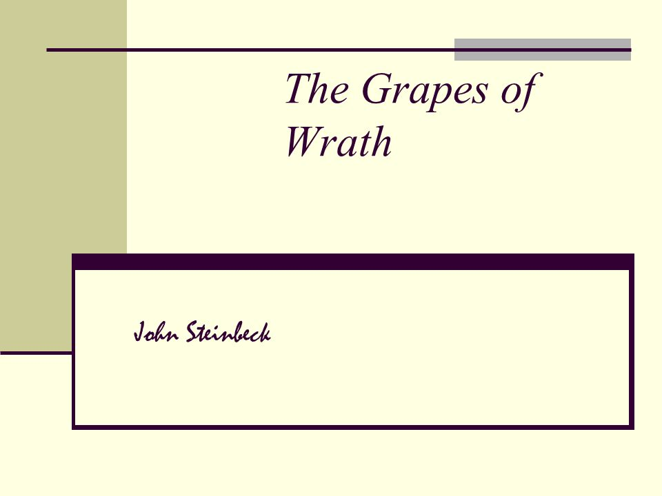 an analysis of gladsteins misread of the grapes of wrath by john steinbeck He commented that conditions described in john steinbeck's novelmay or may not be exaggerated, but lange's images were considered visual evidence reliable enough to indicate of steinbeck's dramatic evocations in the grapes of wrath, that they have a basis in fact 48.