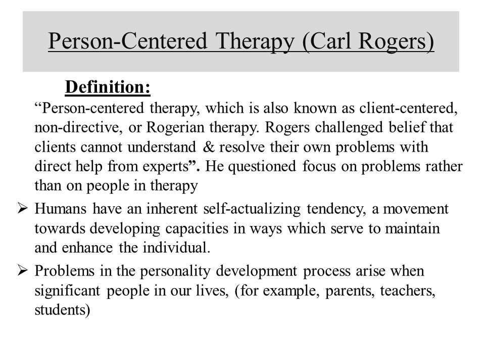 an analysis of the personal centered theory of carl rogers Personality: humanism, carl rogers, person-centered theory, and self-esteem - продолжительность: 16:37 east tennessee state university 20 969 просмотров biography of carl rogers - продолжительность: 21:32 counsellingtutor 5 468 просмотров.