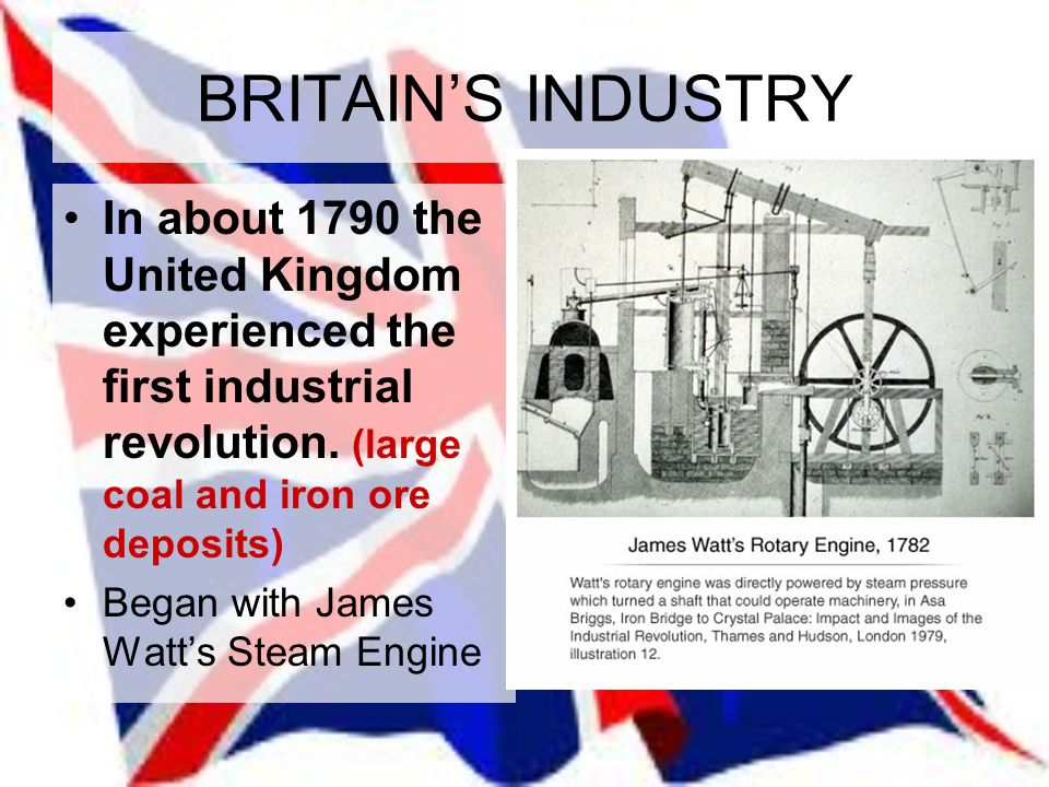the effect of industrial revolution on britain As the industrial revolution took place at first in britain, then spread to other euro nations later contrast with british and europe in the amber muni industrial revolution essay period 2 12/27 the industrial revolution had a significant impact on western society and the effects were.