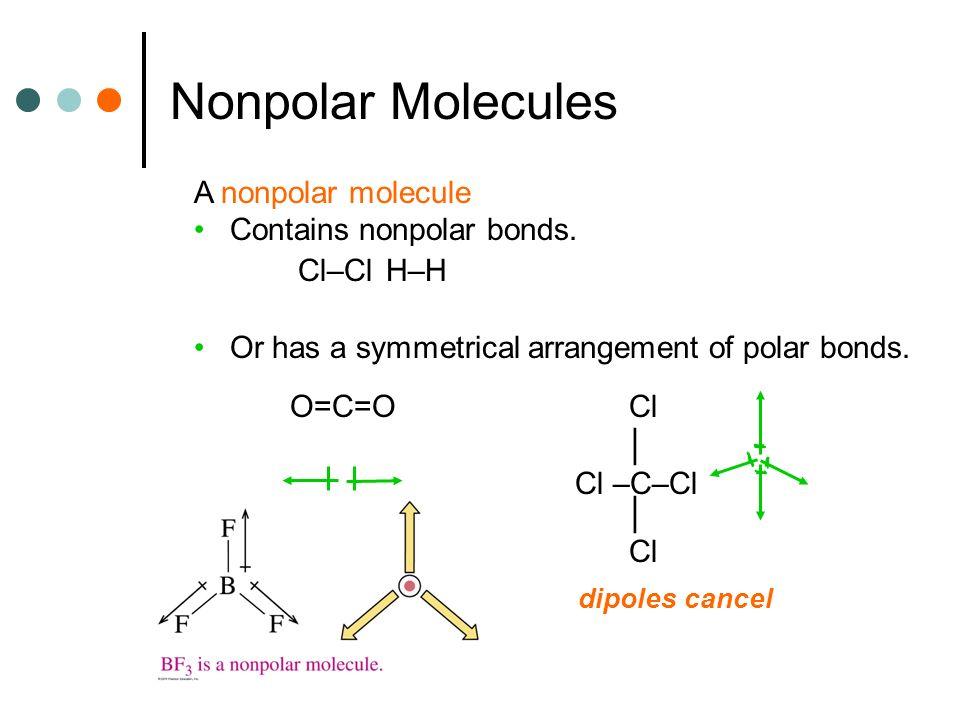 Which Electron Dot Diagram Represents A Nonpolar Molecule