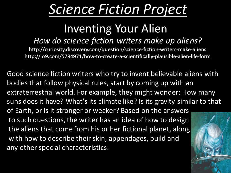 create an alien project