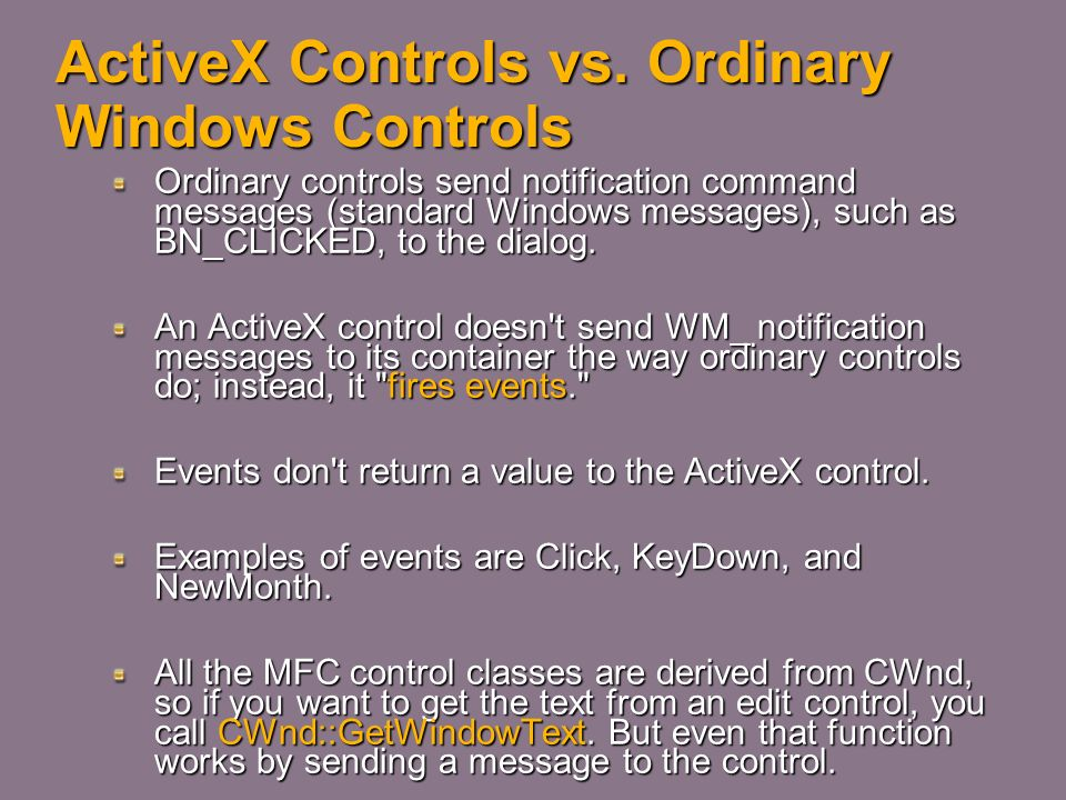 A complete activex web control tutorial codeproject.