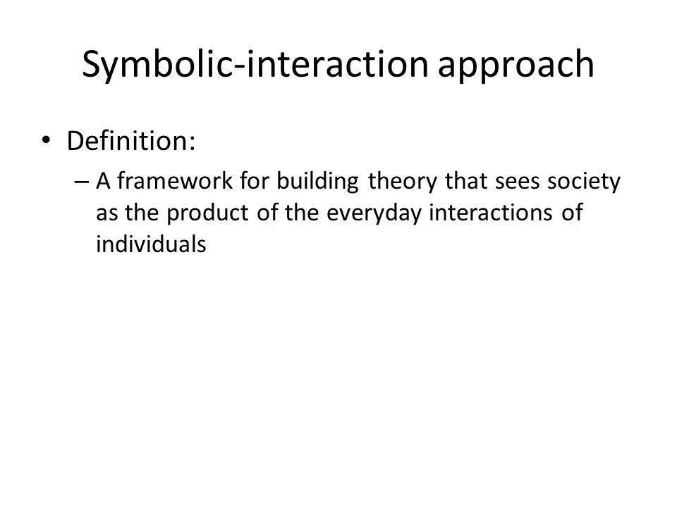 Sociology Unit 1 Sociological Perspective Vocabulary Ppt Download