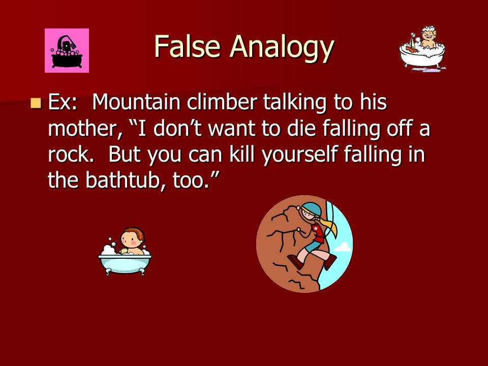Fallacies Flaws In The Structure Of An Argument What Are Fallacies