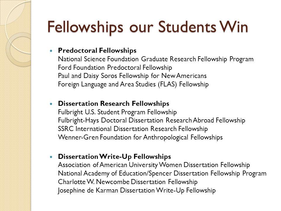 ssrc dissertation write-up fellowship
