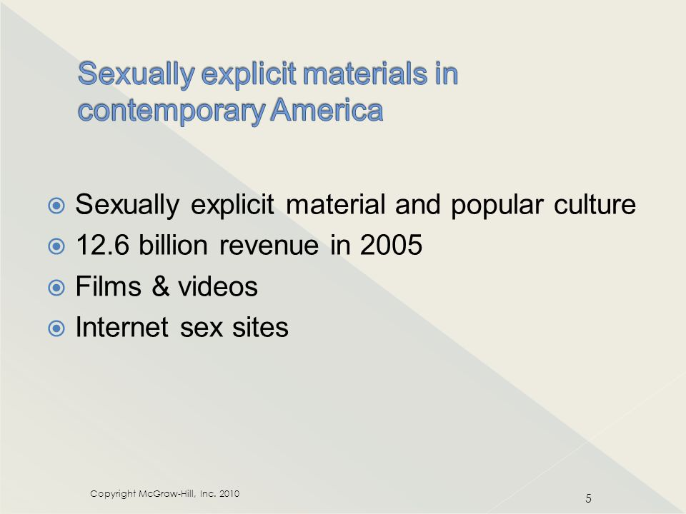 Human sexuality diversity in contemporary america 7th