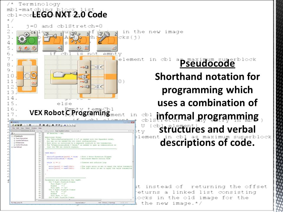 Technical Writing For Robotic Coding Du Products