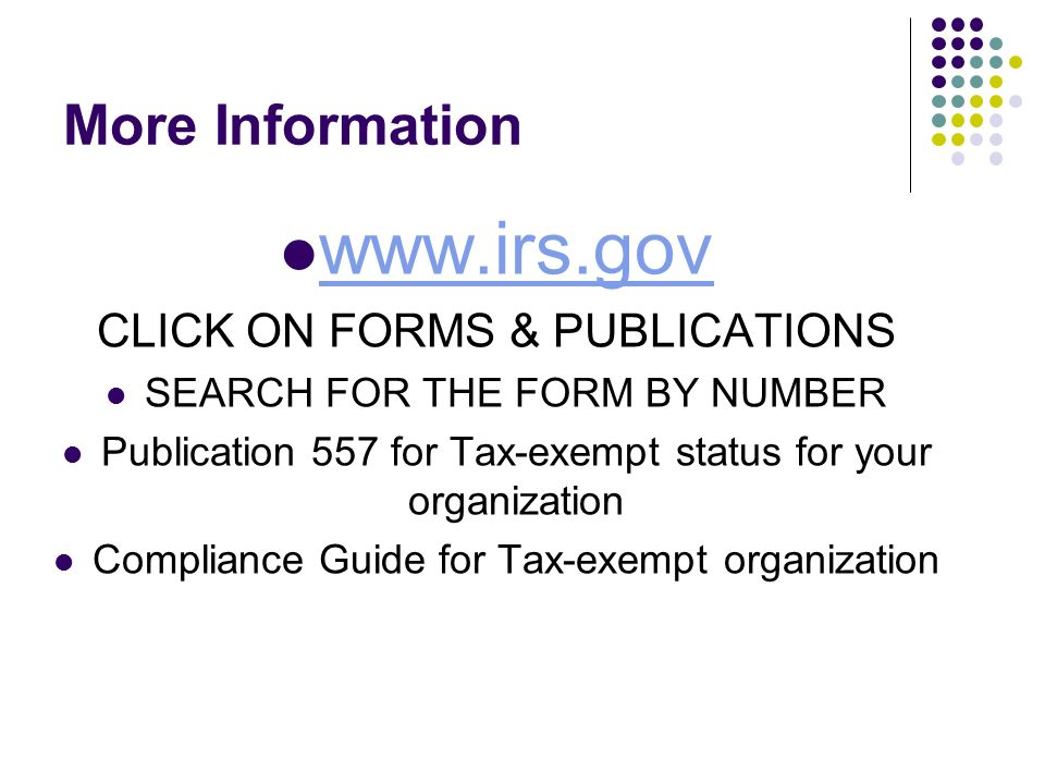 The Irs Form 990 What Is The Form 990 Form 990 Is An Annual