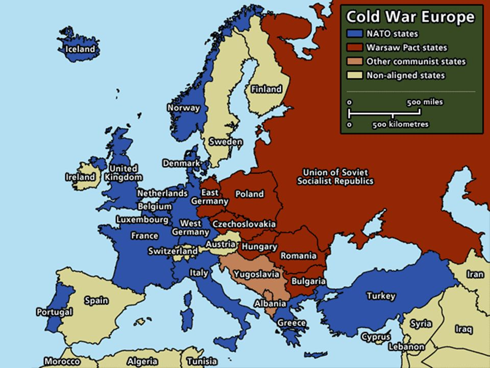 Cold War Quiz 8 What Was The Warsaw Pact 9 What Foreign Country