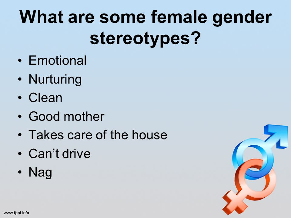 gender stereotypical attitudes past essay Essays gender in magazine advertisements  could the same stereotypical roles that we learned in grade  of the broader scope in which media in the past and.