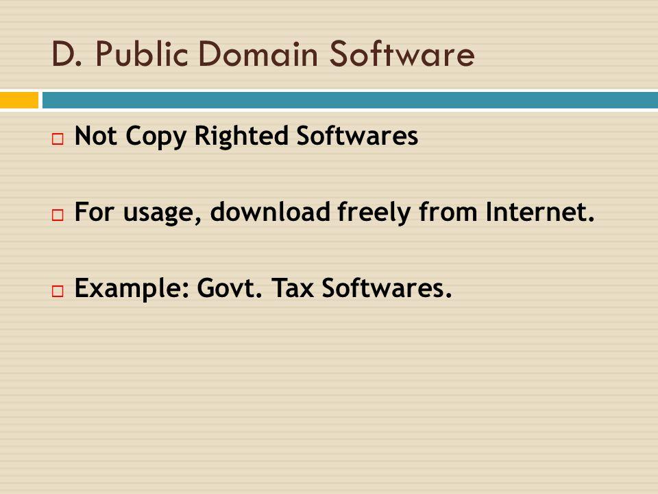 APPLICATION SOFTWARE  Application Software  Application softwares