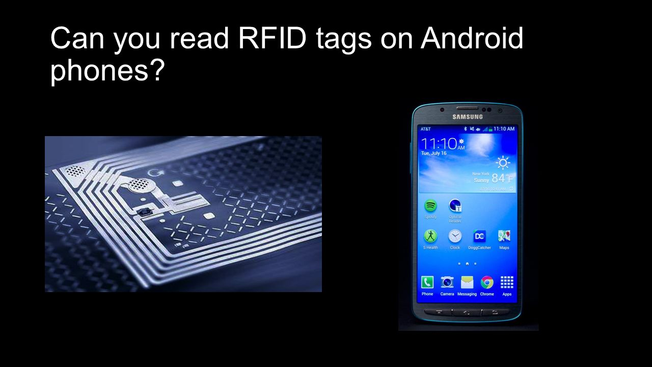 RFID and the Mobile Phone Quiz Findings while developing the