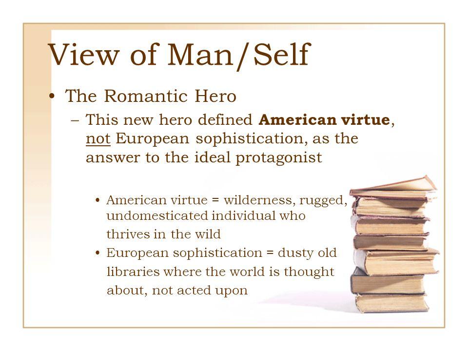 romantic hero definition