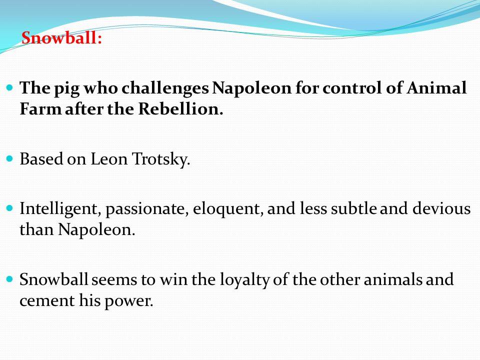 loyalty in animal farm