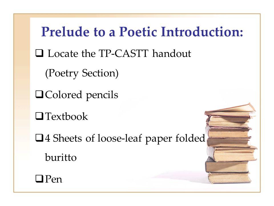 the theme of espadas poem involves