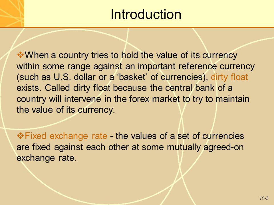 importance of international monetary system