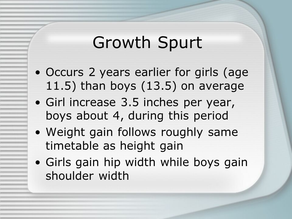 3 Puberty, Health, and Biological Foundations  Puberty The period of