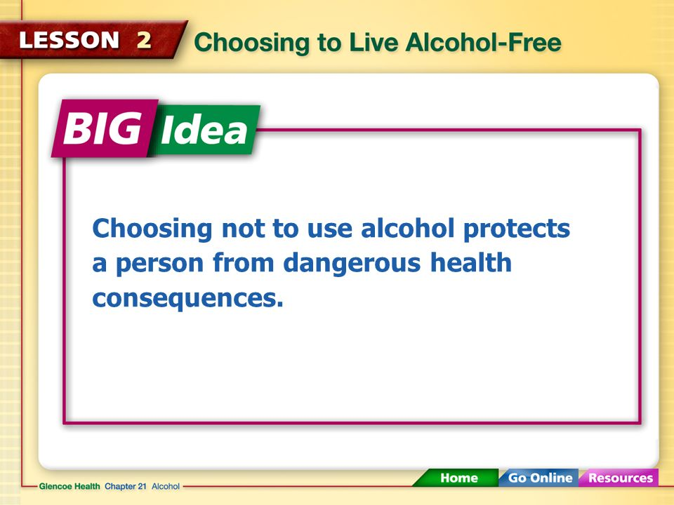 2 Choosing To Live Alcohol Free 302 Click Here Launch Video Download Print Activity