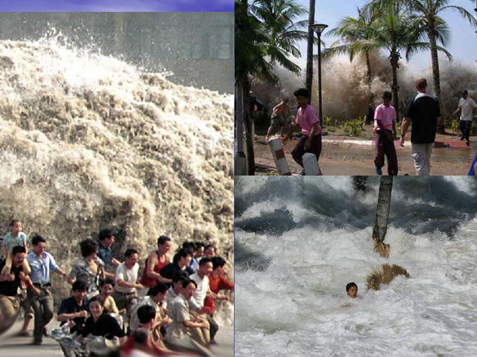 Natural Hazards in Southeast Asia  Earthquake/Tsunami Indonesia 2004