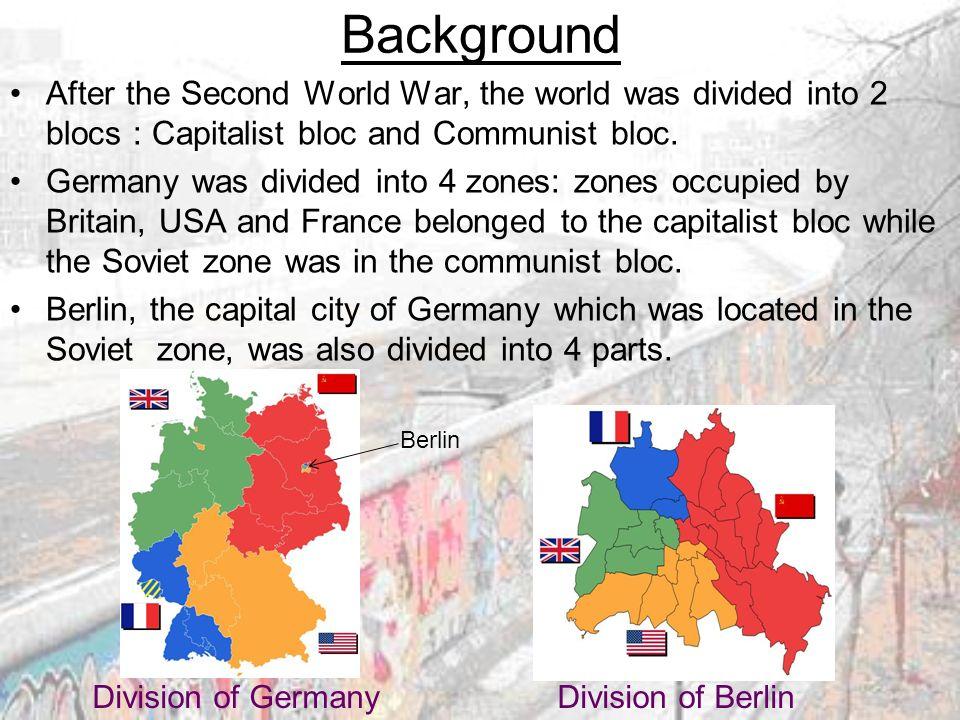 What Is The Berlin Blockade Introduction The Berlin Blockade Was