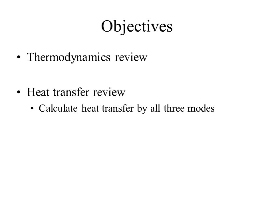 thermodynamics homework