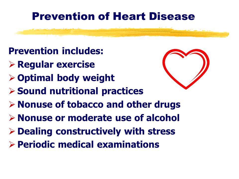 Preventing Cardiovascular Disease ØCardiovascular disease is