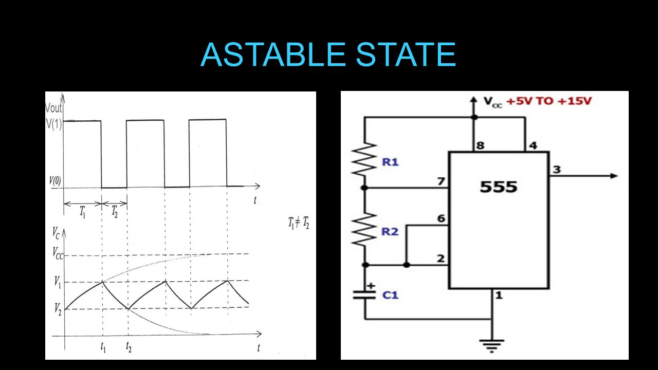 How To Design Your Own Circuits Made By Anmol Ajay Saxena Ppt 741 Astable Timer 38 State