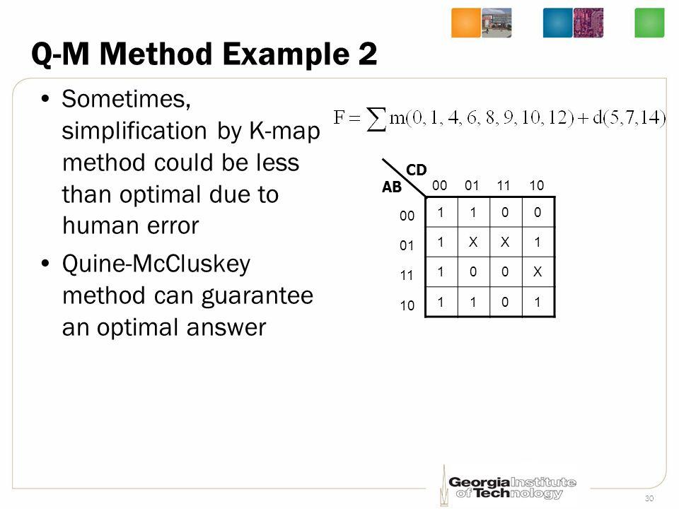Quine-mccluskey Method Download