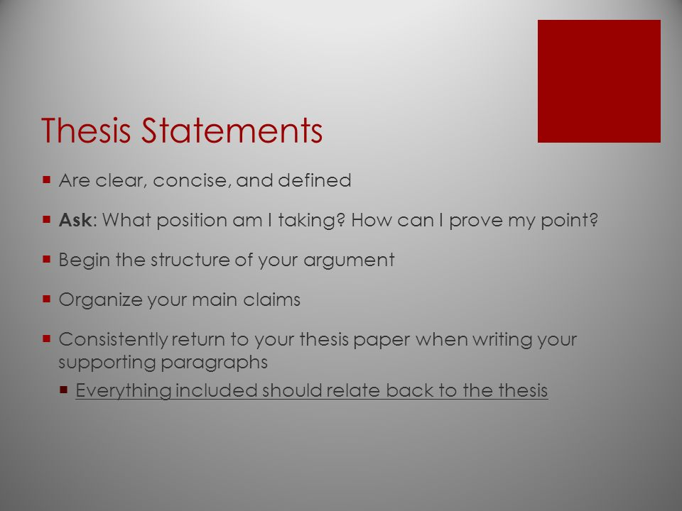 thesis statement on media What is a thesis statement for if an assignment asks you to analyze, argue, compare and contrast, establish a cause or otherwise interpret, the assertive:your thesis statement must state exactly what you intend to prove with the paper while your conclusions can be cautious, your thesis.