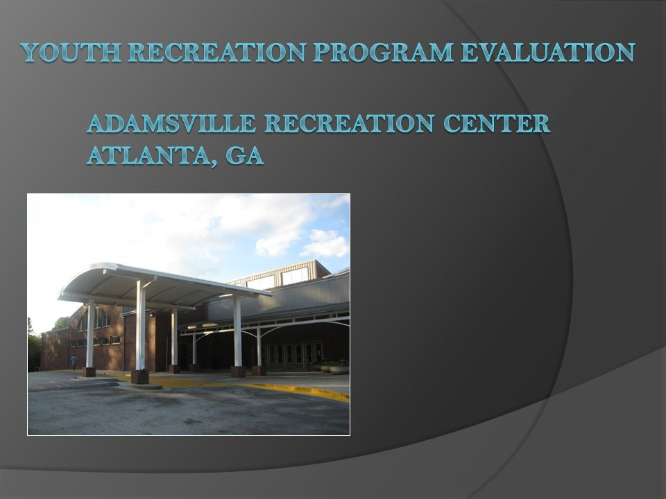 Atlanta's Department of Parks, Recreation and Cultural