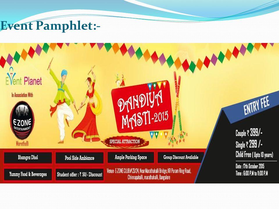 event dandiya masti 2015 company event planet ppt download