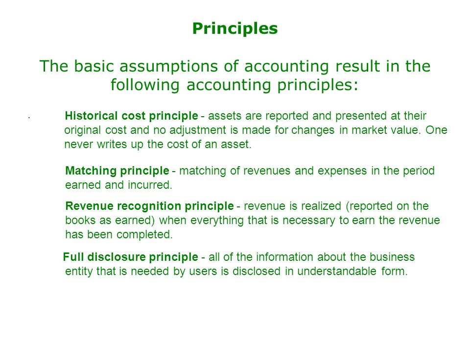 what is accounting principles and concepts
