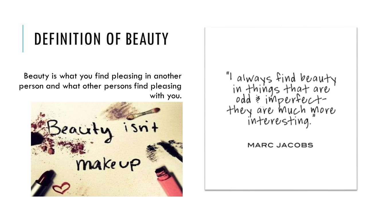 the cult of beauty done by: tan ting yi ellie. table of contents