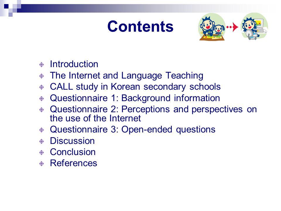 Summary Presentation Article 1: EFL TEACHERS' PERCEPTIONS