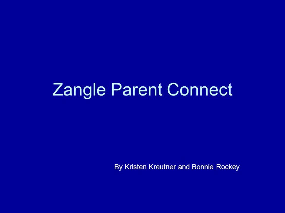 zangle parent connect