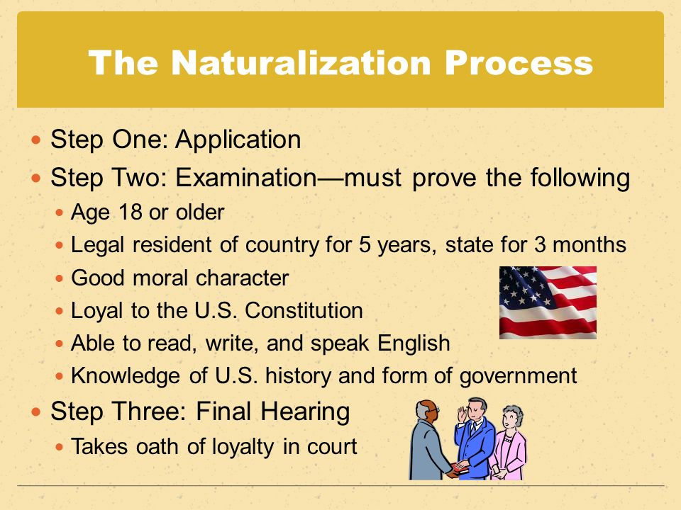 The Meaning of Citizenship Test One  What It Means to Be a