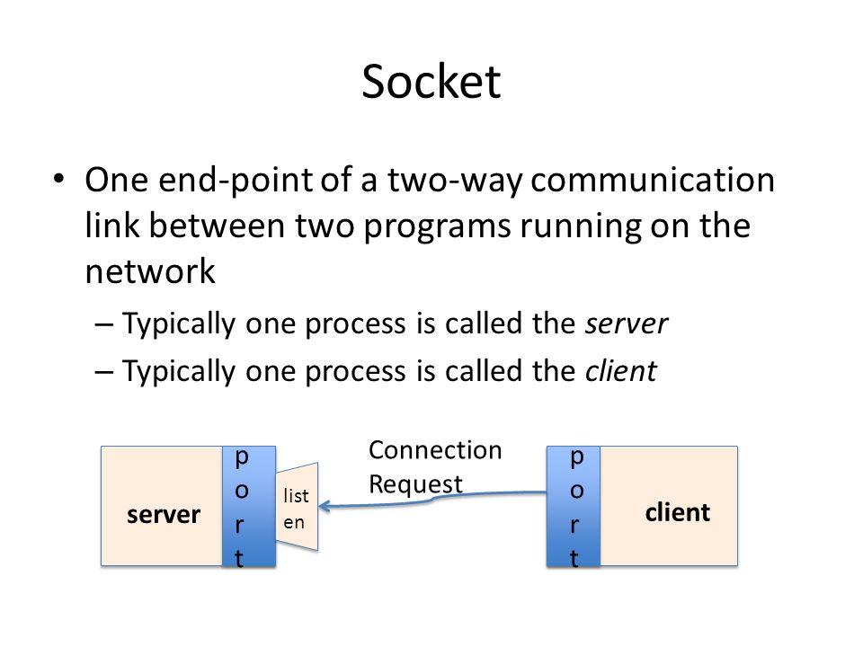 Java Sockets Brad Vander Zanden  Agenda What are sockets