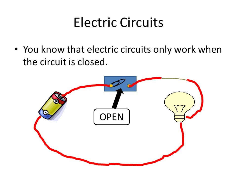 Basic Electric Circuit Work Wiring Diagrams