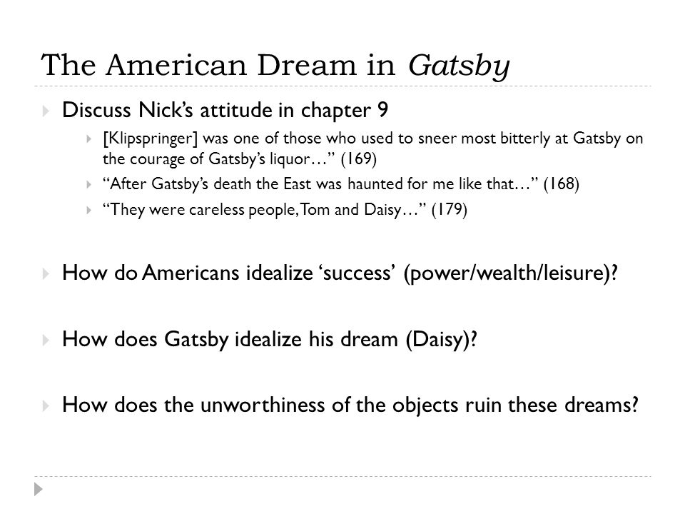 the incorporation of the american dream in the great gatsby I do not own any of the material shown this is strictly a video for educational purposes and i am not trying to make a profit out of anything thank you and enjoy.