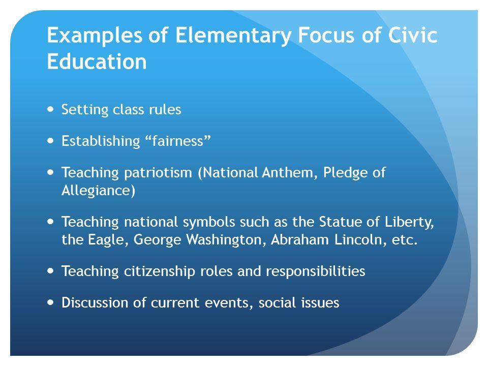 Teaching For Civic Competence April 9 Guest Speaker John Wheeler