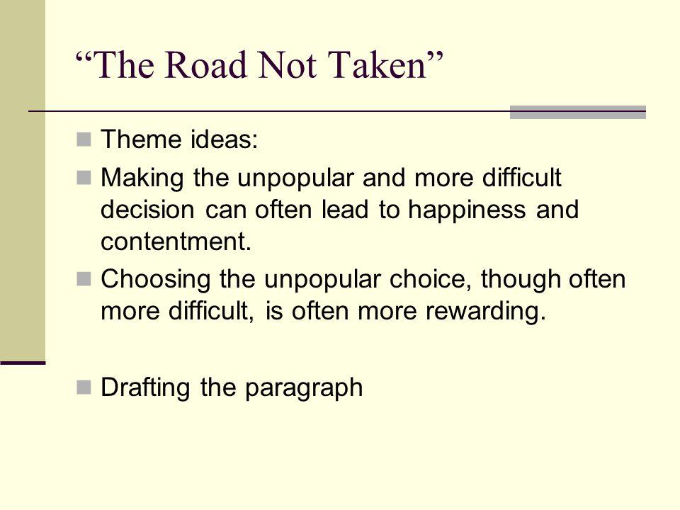 paragraph on contentment
