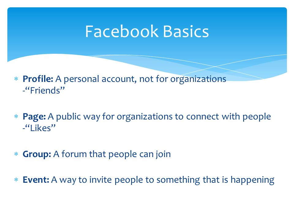How Self-Advocacy Organizations Can Make the Most of Facebook By