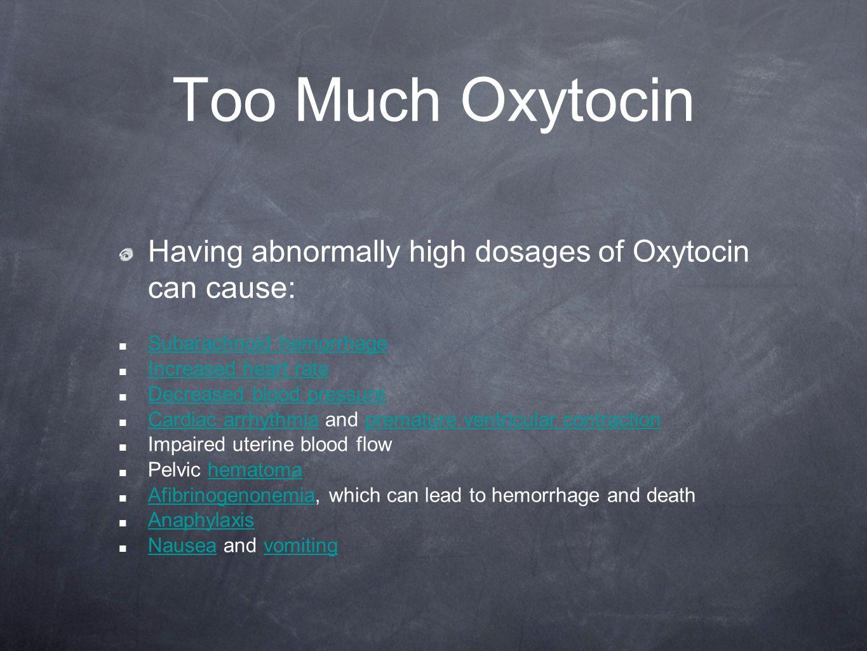 Oxytocin: the love hormone <3  Structural Makeup of Oxytocin