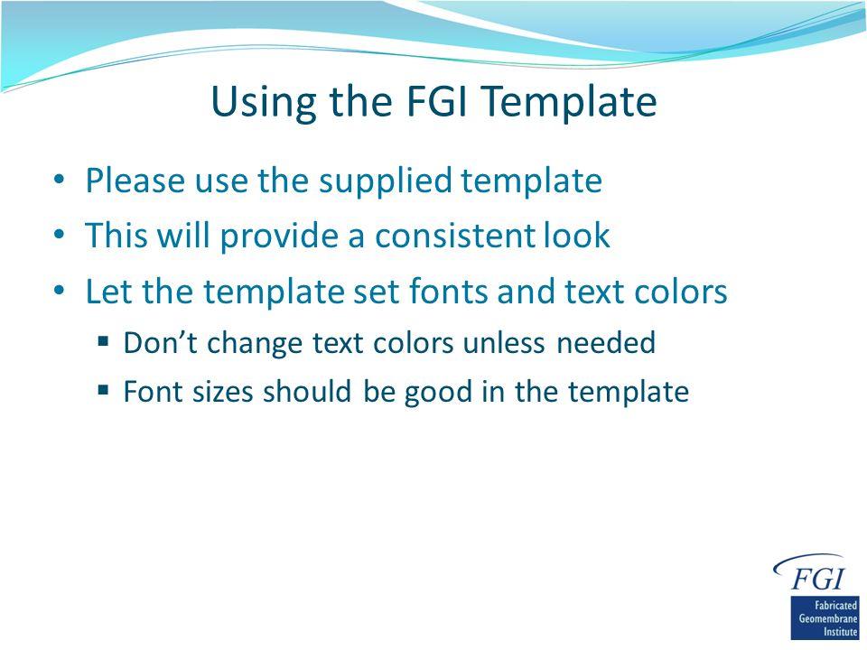 Fgi powerpoint template presenters name presenters company logo 2 using toneelgroepblik Choice Image