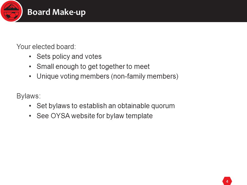 Board Staff Development Board Makeup BOARD MAKEUP Board Of - Board bylaws template