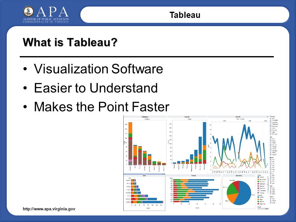 Tableau Using Tableau for Audit and Admin Tableau Software