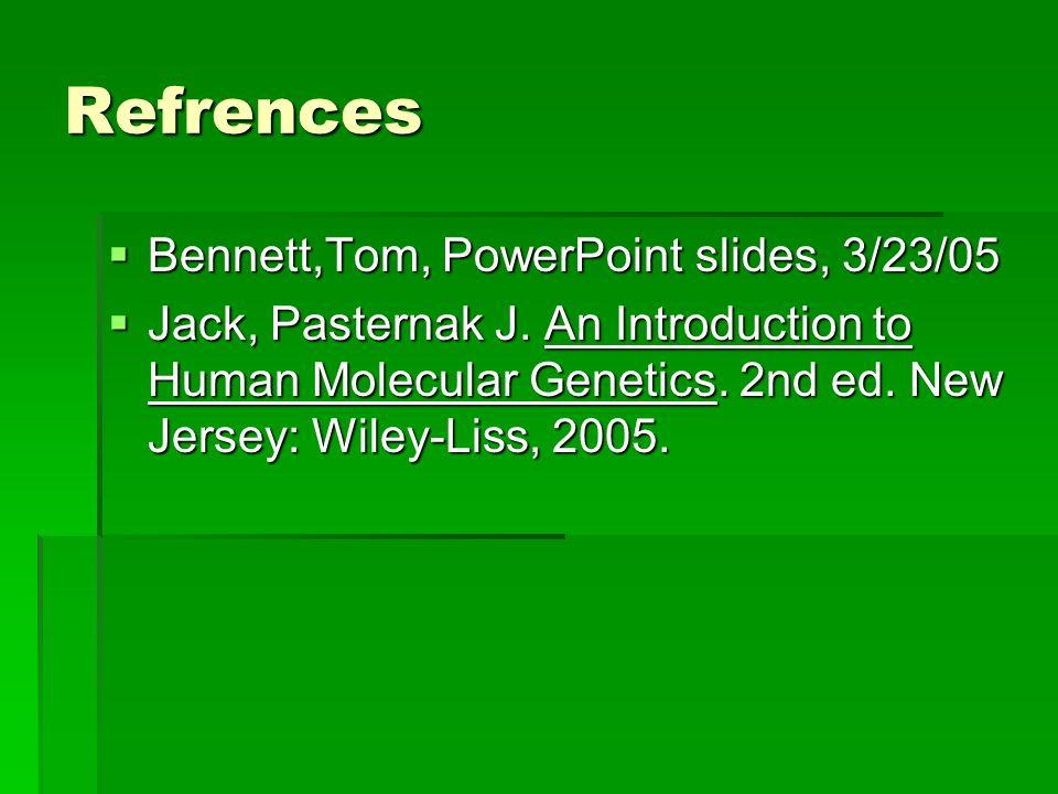 an introduction to human molecular genetics pasternak jack j
