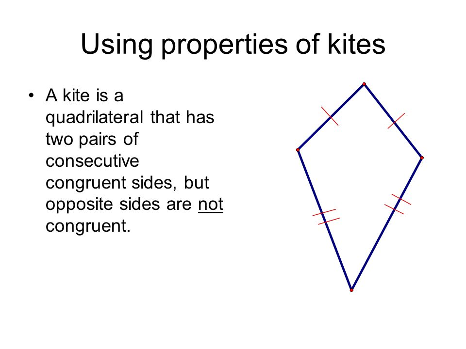 85 Trapezoids And Kites Objectives Use Properties Of Trapezoids